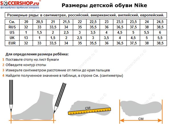 ������� �������� ����� Nike. ������� ����.